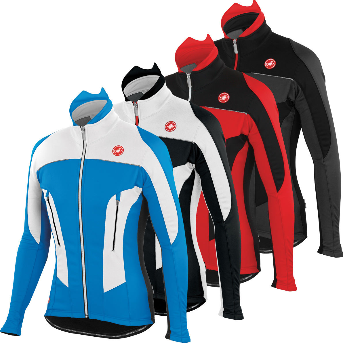 Castelli Mortirolo Due Jacket   Cycling Windproof Jackets