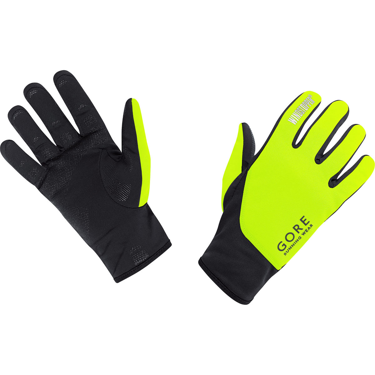 Gore Running Wear Essential WINDSTOPPER® Softshell Gloves - AW14