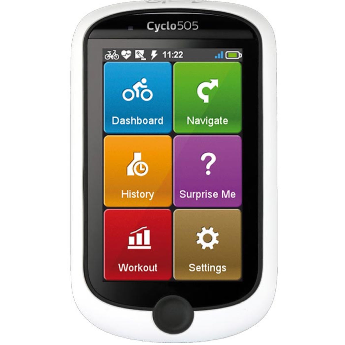 Mio Cyclo 505 GPS Computer With HR & Cadence UK