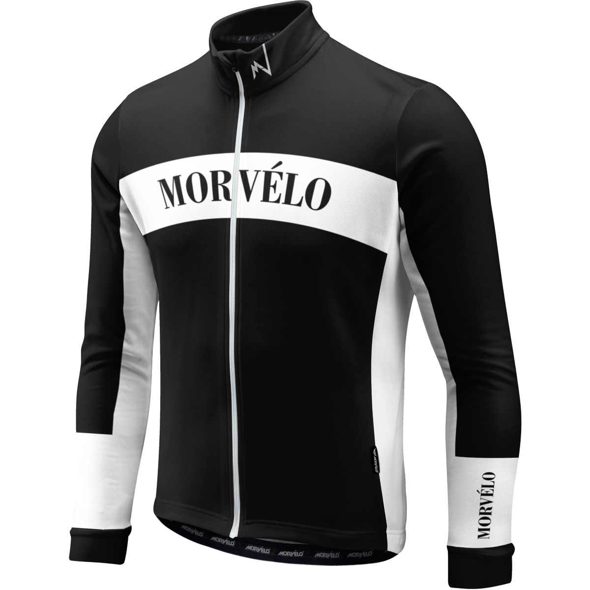 Morvelo Classique ThermoActive Long Sleeve Jersey