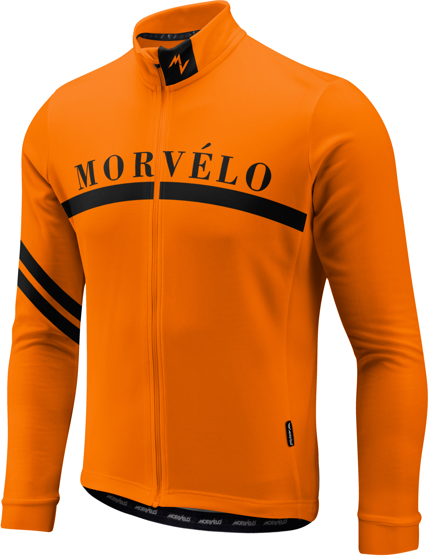Morvelo House ThermoActive Long Sleeve Jersey