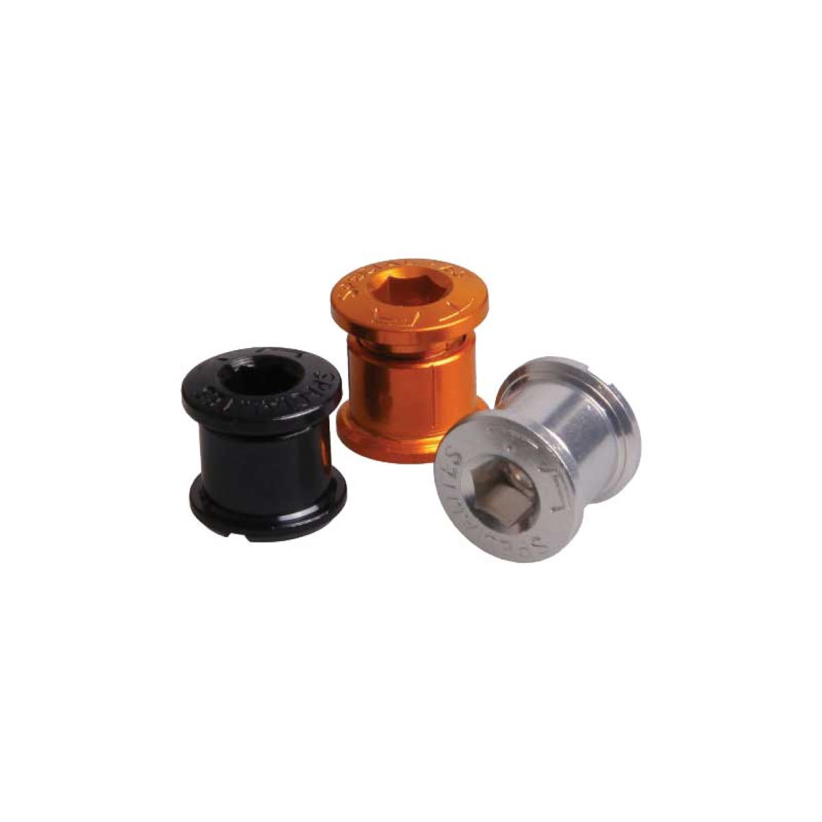 TA Alloy Double Chain Ring Bolts Set of 5