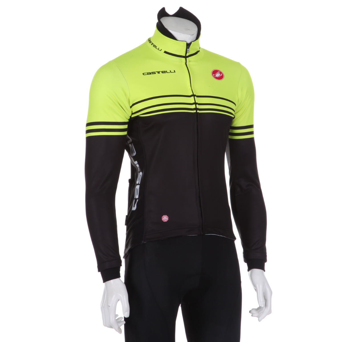 Castelli Exclusive Stripes Free Jacket