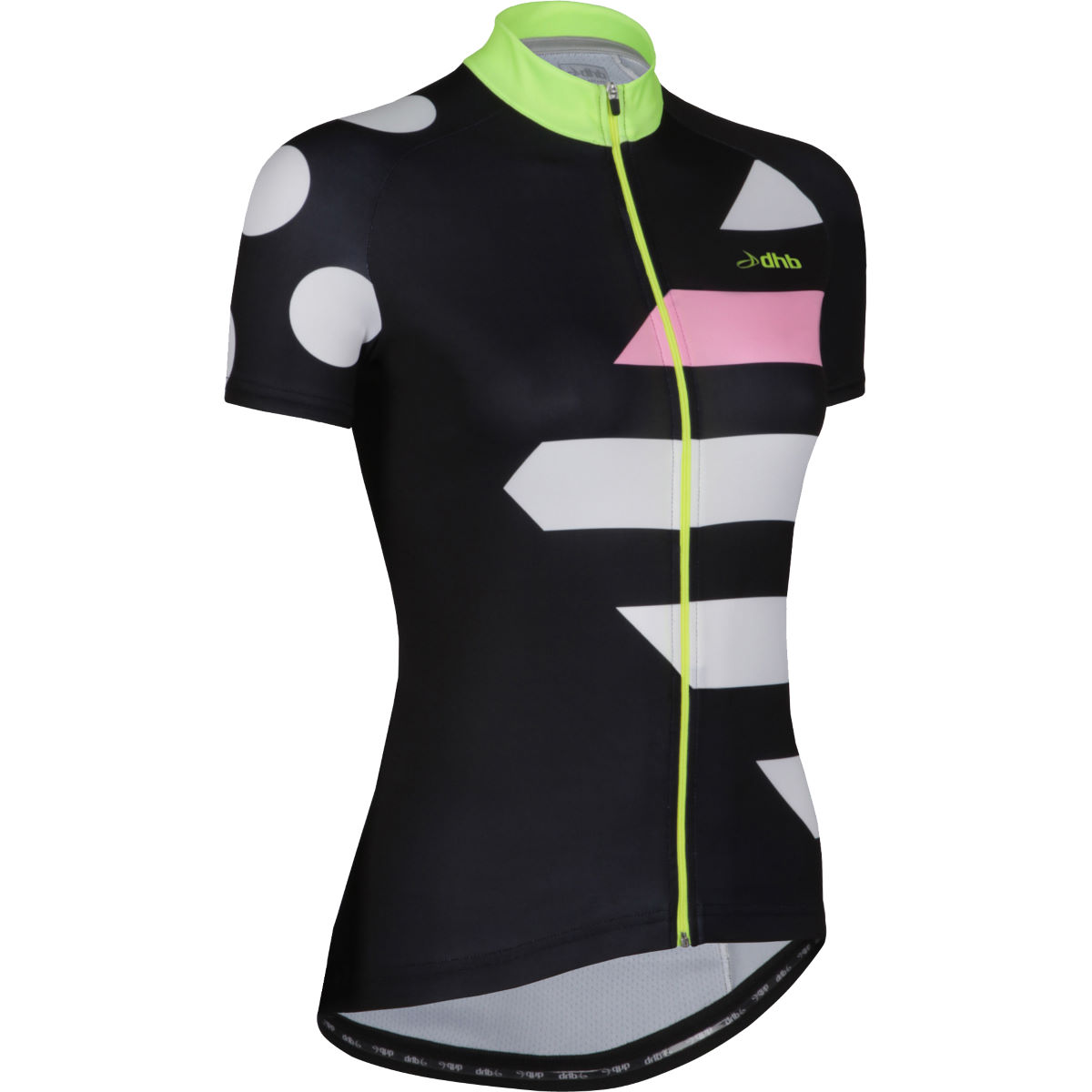 dhb Women's Blok Dasher Short Sleeve Jersey