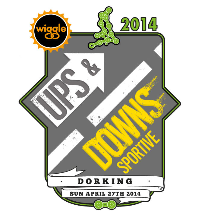 Wiggle Ups & Downs Sportive Epic 2014