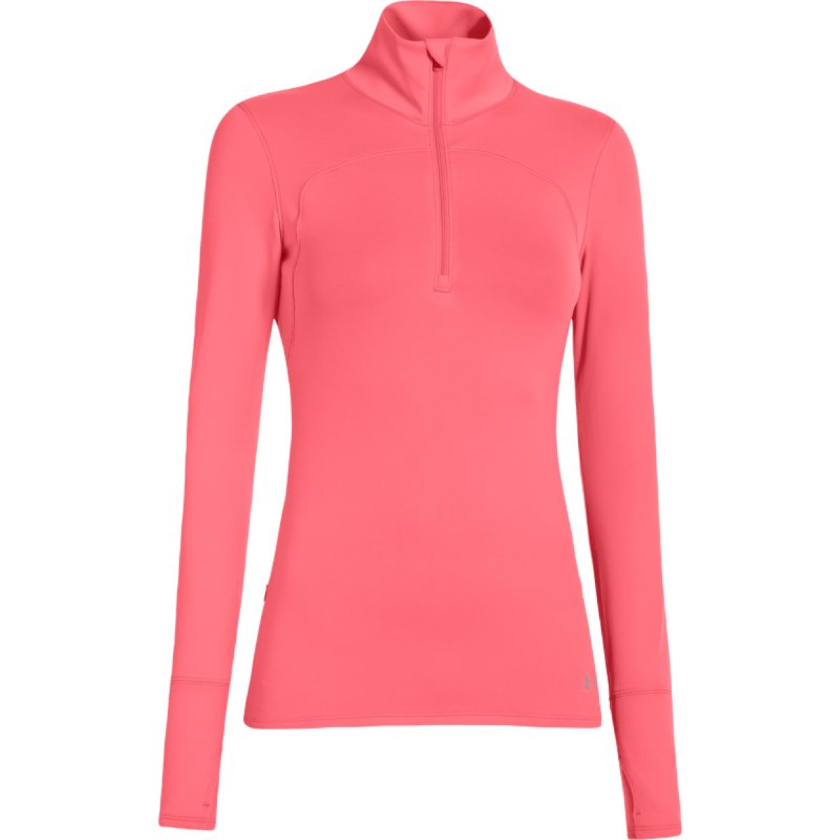 Under Armour Women's UA Qualifier Knit 1/4 Zip - SS14