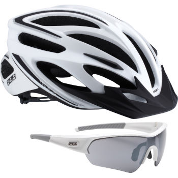 BBB Taurus Helmet and Select Sunglasses Bundle