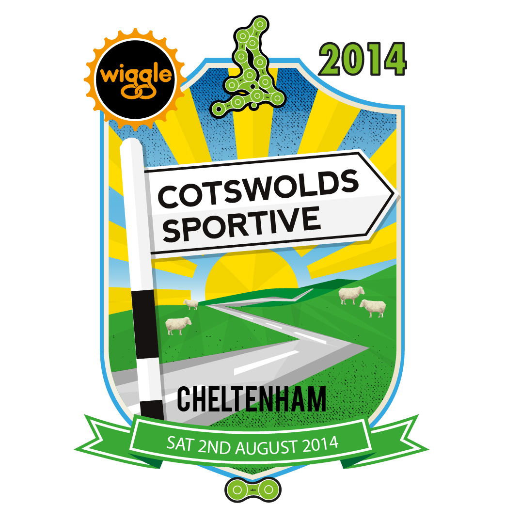 Wiggle Super Series Wiggle Cotswolds Sportive 2014