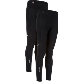 Cycling dhb Ladies Vaeon Padded Waist Tights-Pack of 2