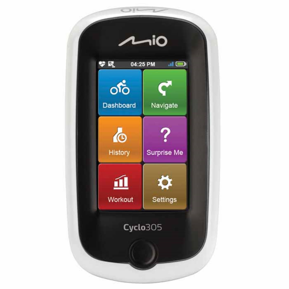 Wiggle Mio Cyclo Gps Computer With Hr And Cadence Uk Map Mio Gps Usa Map