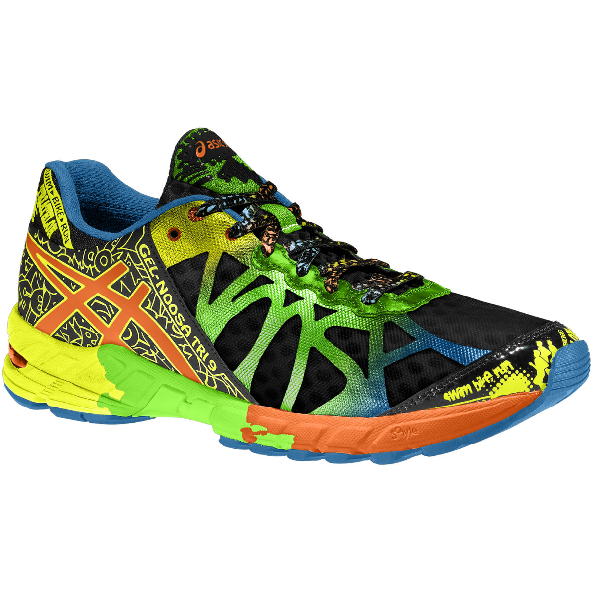 Asics Gel-Noosa Tri 9 Shoes - AW14