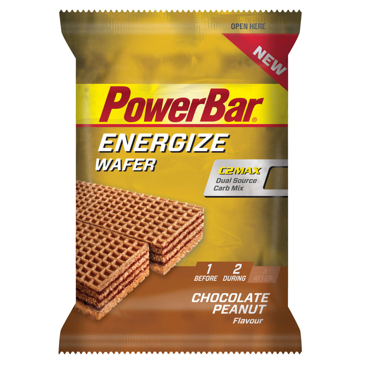 PowerBar Energize Wafer Bar 12 x 40g