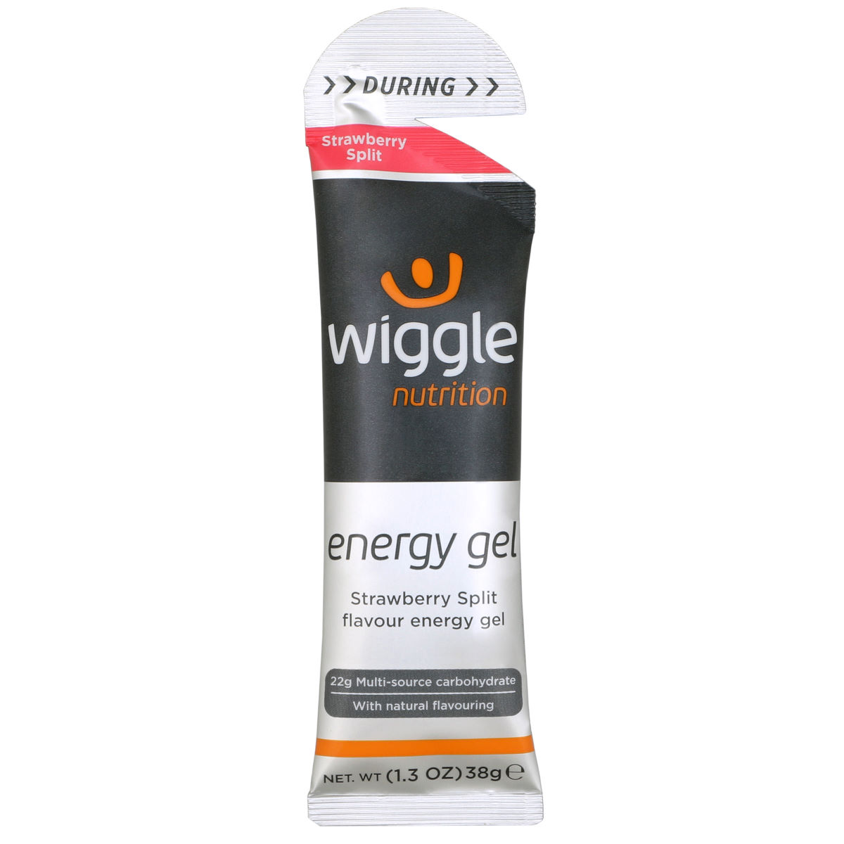 Wiggle Nutrition Energy Gels (20 x 38g)
