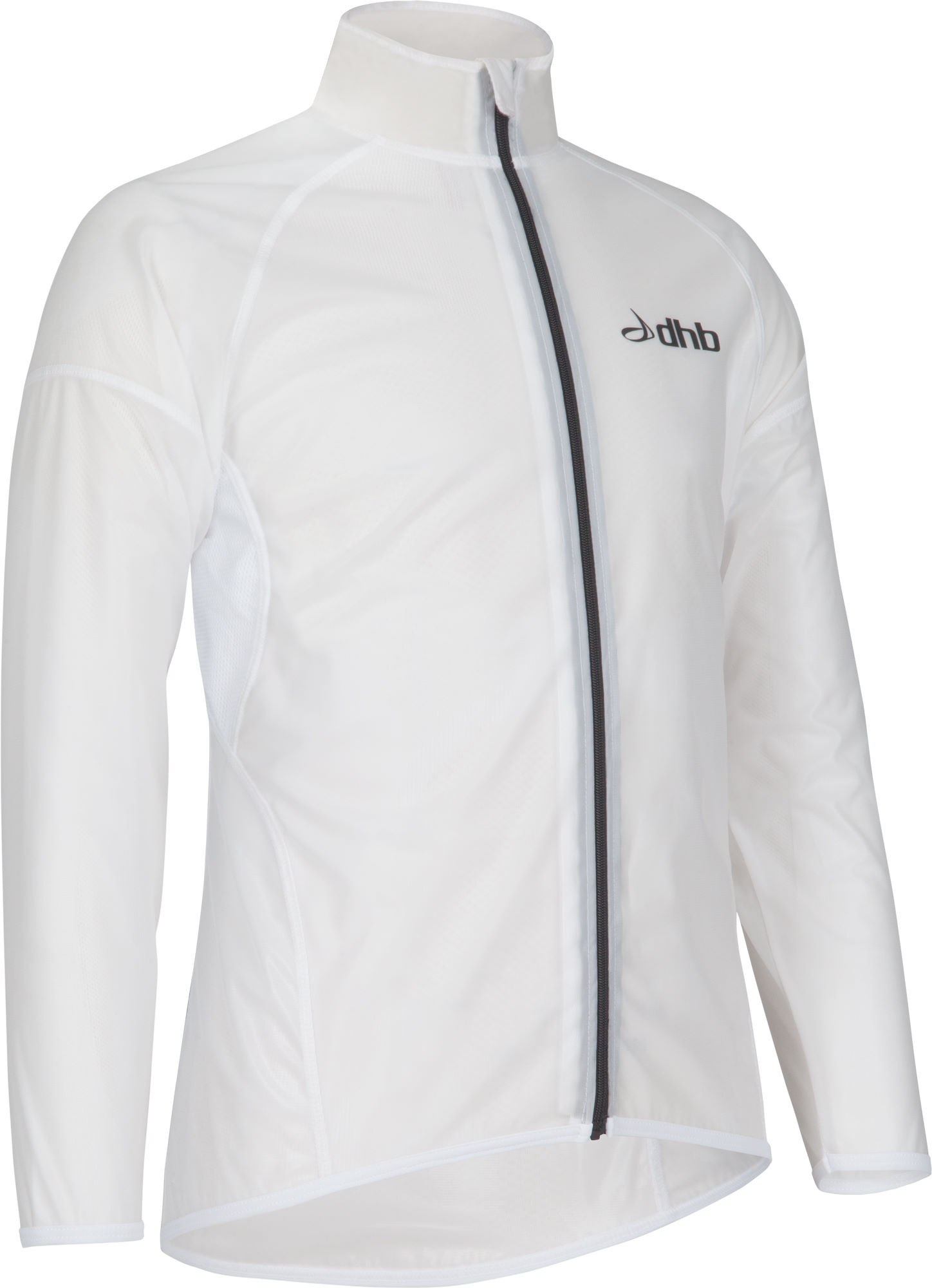 dhb Youth Transparent Cycle Jacket   Age 14   16   Cycling Waterproof Jackets