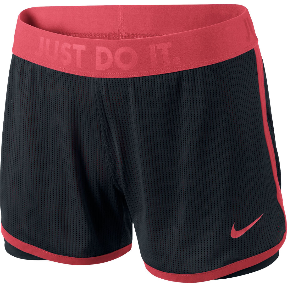 Nike Women's Training 2-in-1 Mesh Short - SU14