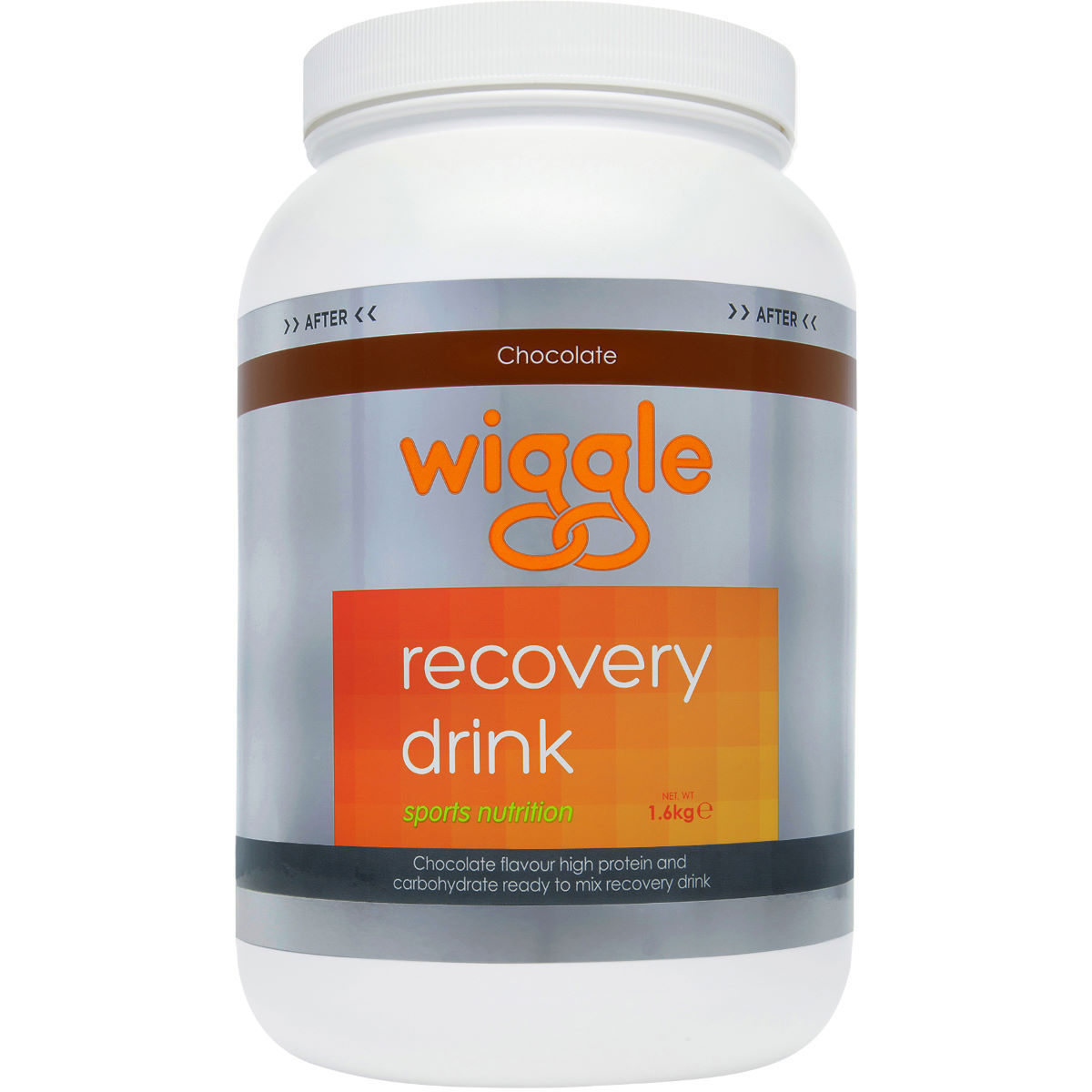 Wiggle Nutrition Recovery Drink Chocolate (1.6kg)