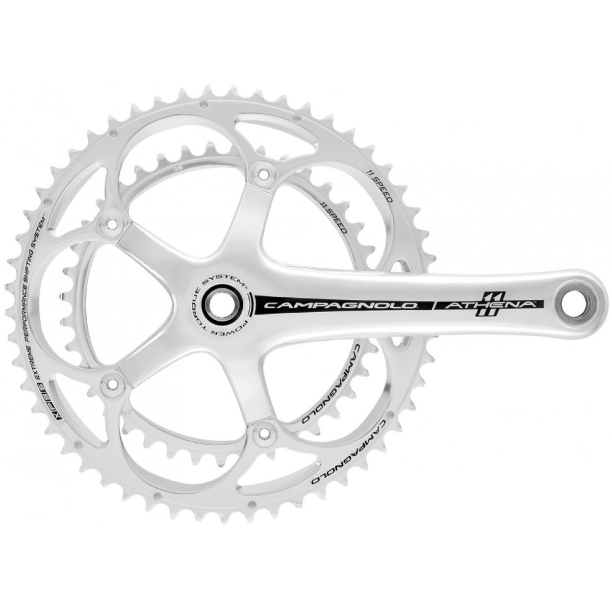 Campagnolo Athena Power Torque 11 Speed Chainset