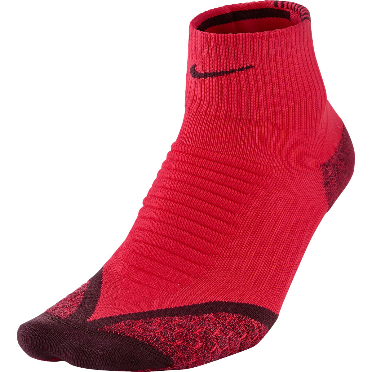 Nike Elite Running Cushion Quarter Socks (HO14)