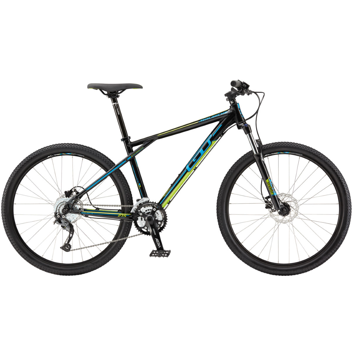 GT Avalanche Sport 27.5 (650b) 2015