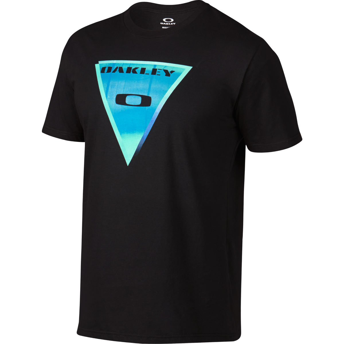 Oakley Spectrum Tee - Large Jet Black | Tees