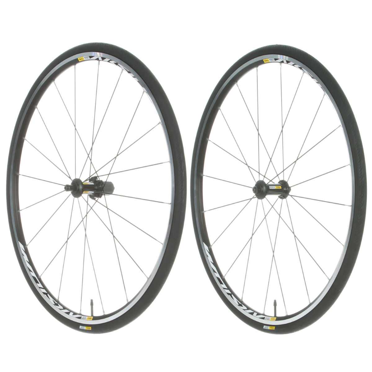 Mavic Aksium Elite Alloy Clincher Wheelset