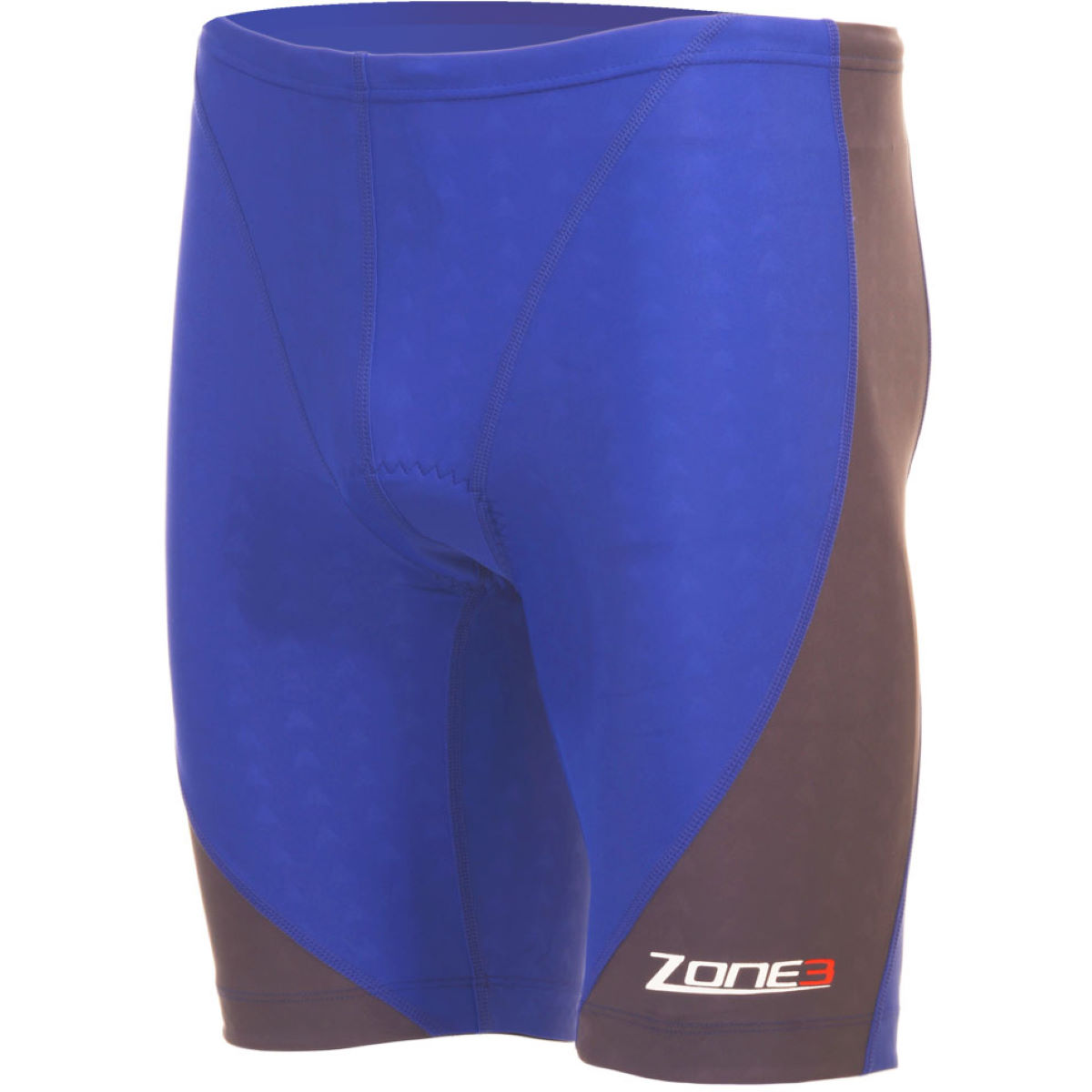 Zone3 Aquaflo Tri Shorts Blue / Grey - Large Blue/Grey | Tri Shorts