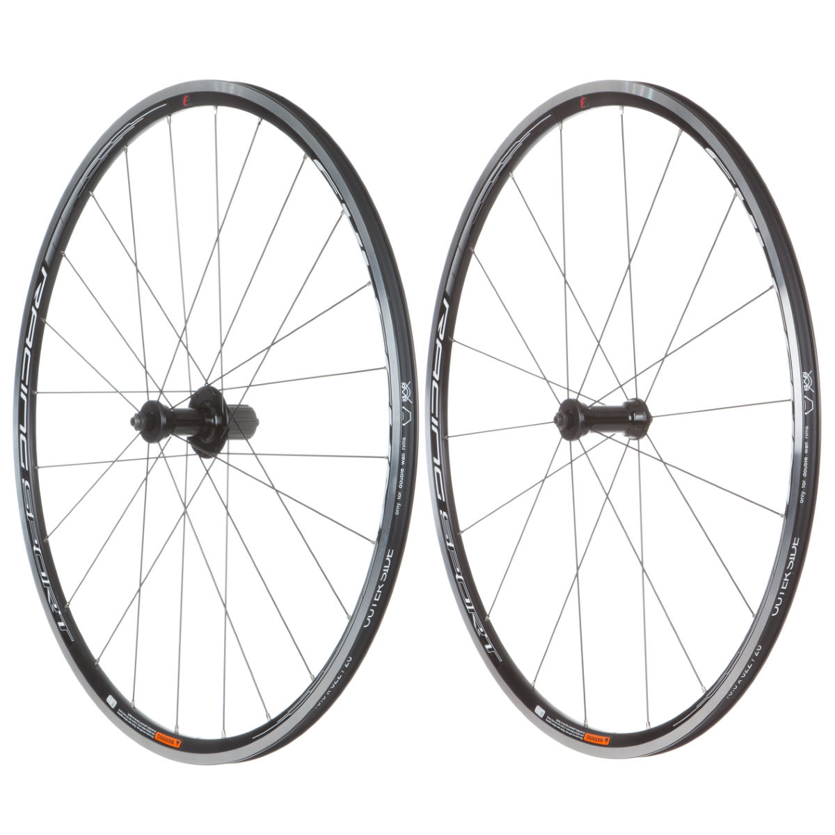 Fulcrum Racing Sport Alloy Clincher Wheelset