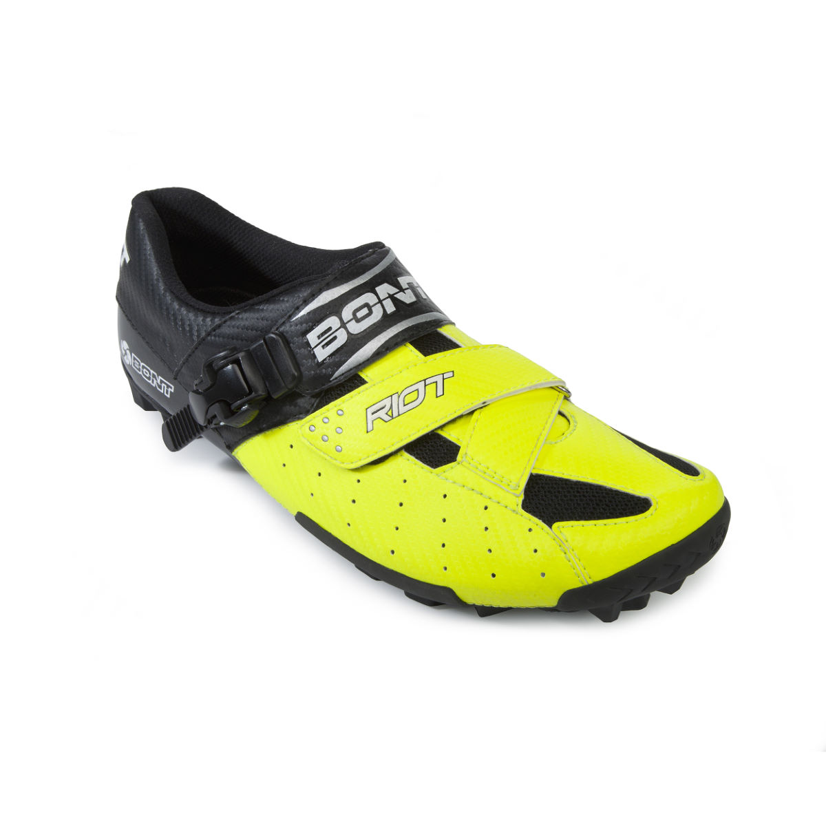 Bont Riot Fluro MTB Shoe Offroad Shoes