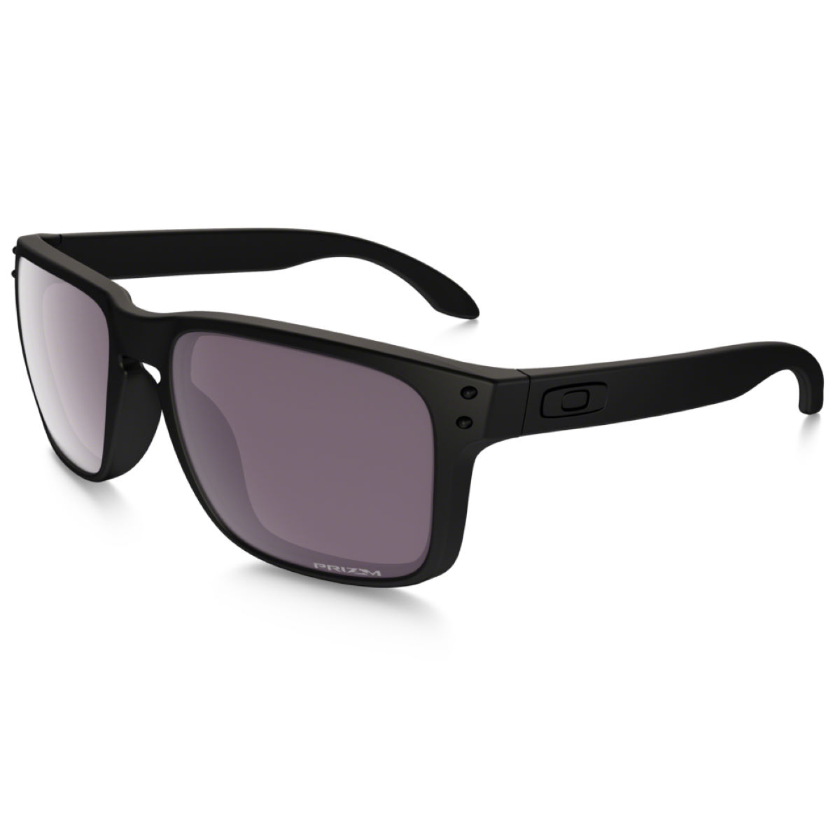 Oakley Holbrook Prizm Polarised Sunglasses - One Size Matte Black