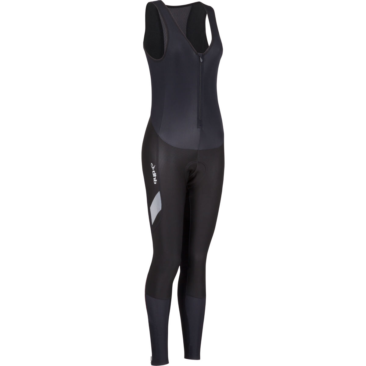 dhb Women's Aeron Windslam Roubaix Bib Tight - UK 16 Black