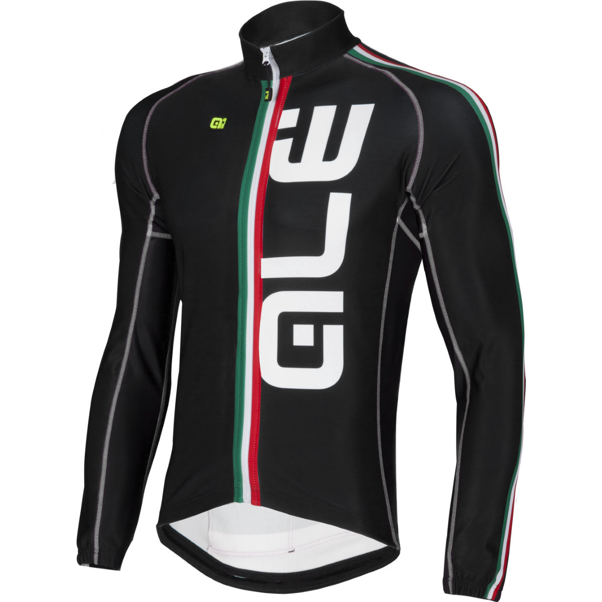 Alé Exclusive Italia Ultra Canale Long Sleeve Jersey - Medium