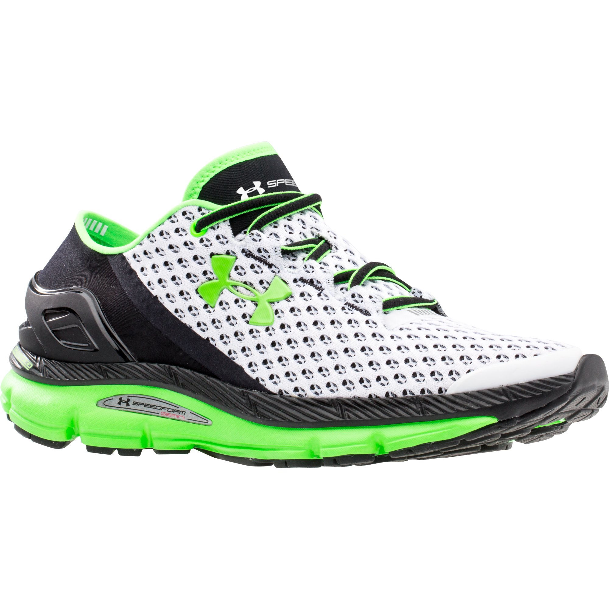 Zapatillas Under Armour SpeedForm Gemini (OI15) (blanco) , Zapatillas acolchadas
