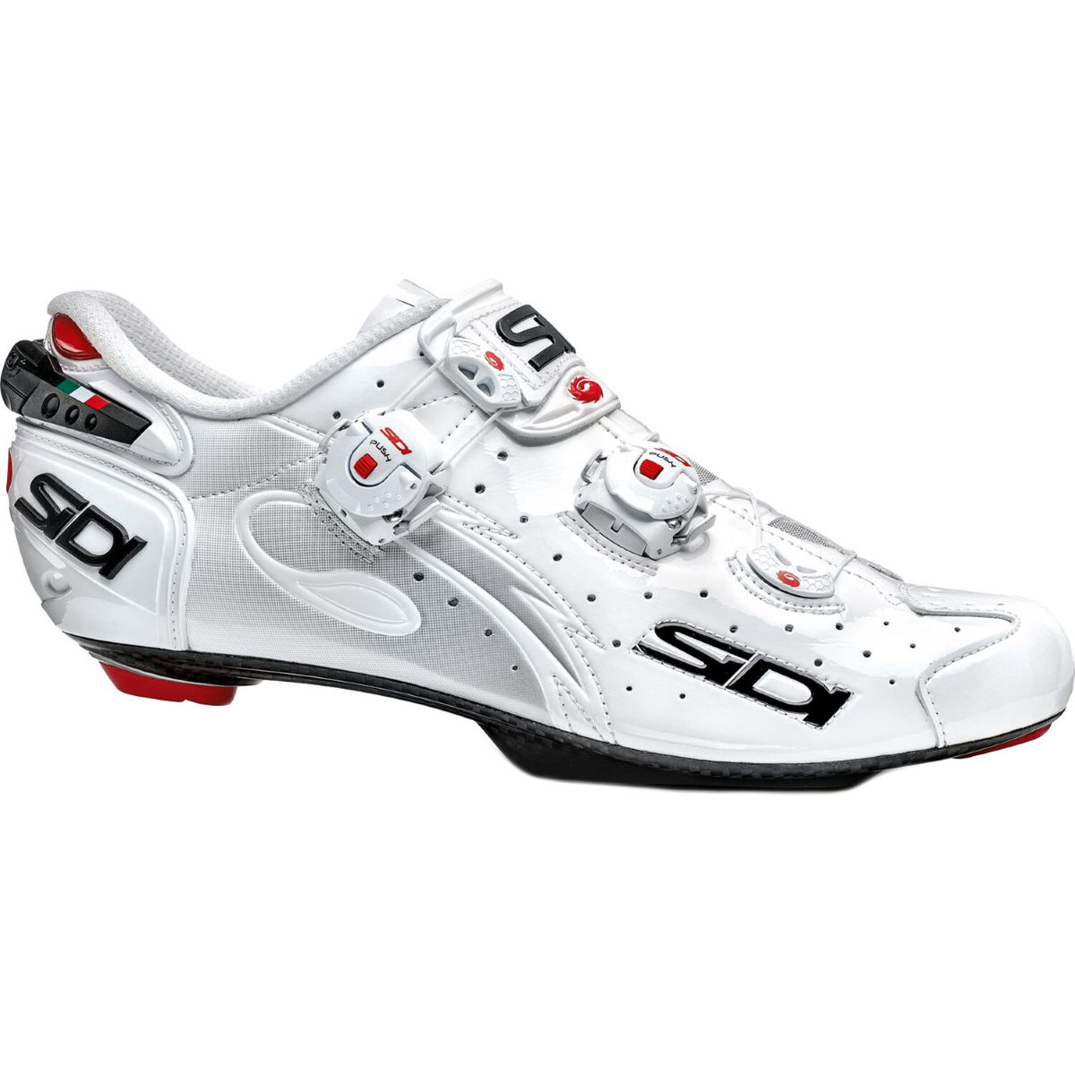 Sidi Wire Carbon SP Road Shoe (Speedplay) - 39 White/White