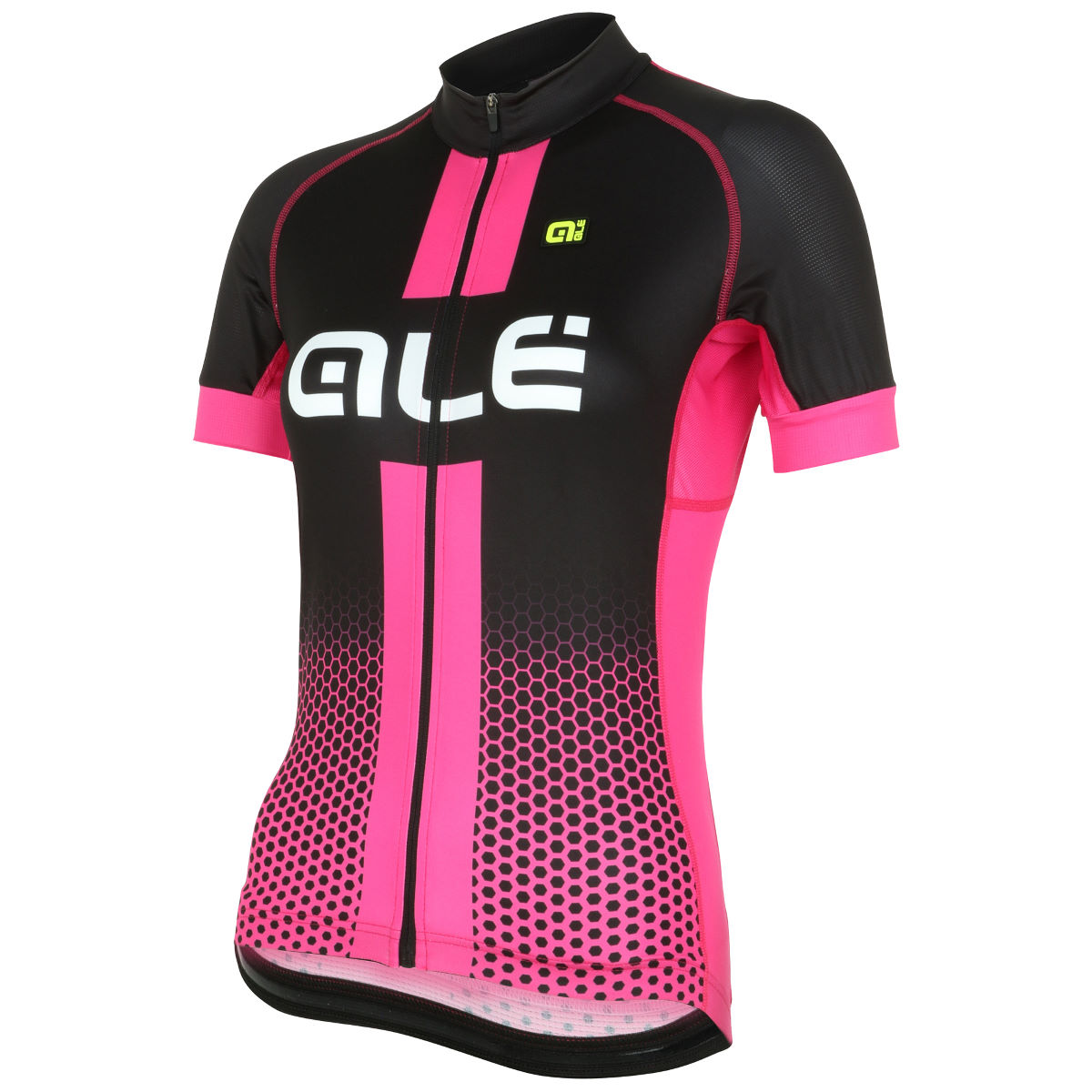 Alé Women's Exclusive Dip Dye Ultra SS Jersey - Extra Large
