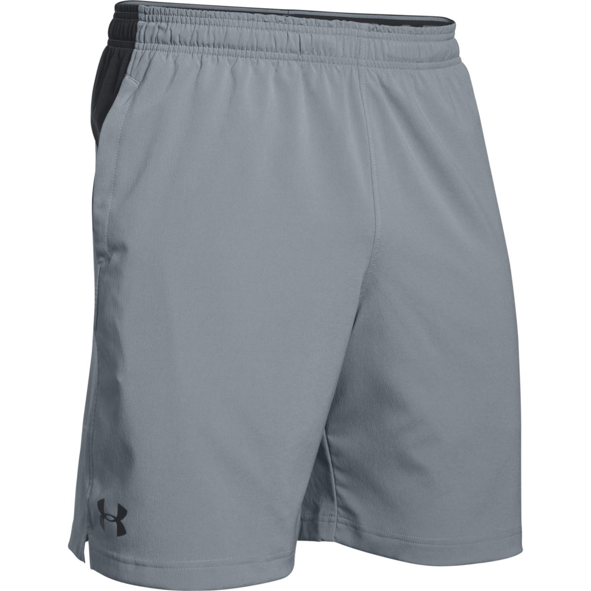 Under Armour HIIT Woven Short (SS16) - Extra Large Steel