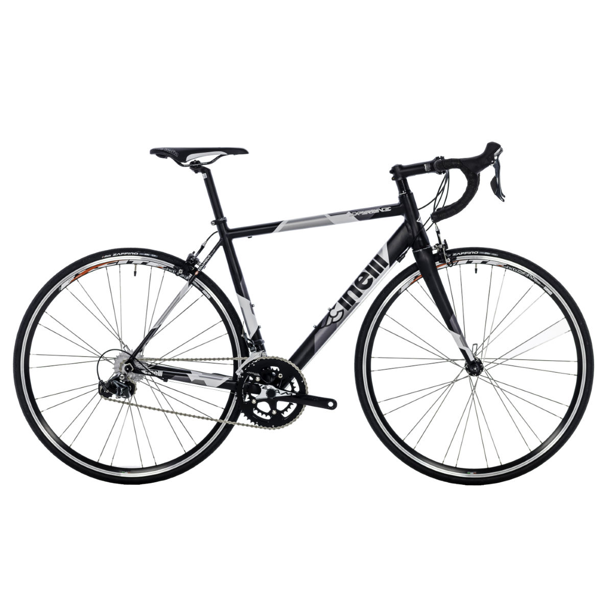 Cinelli Experience (Tiagra - 2016) - Medium Black / White | Road Bikes