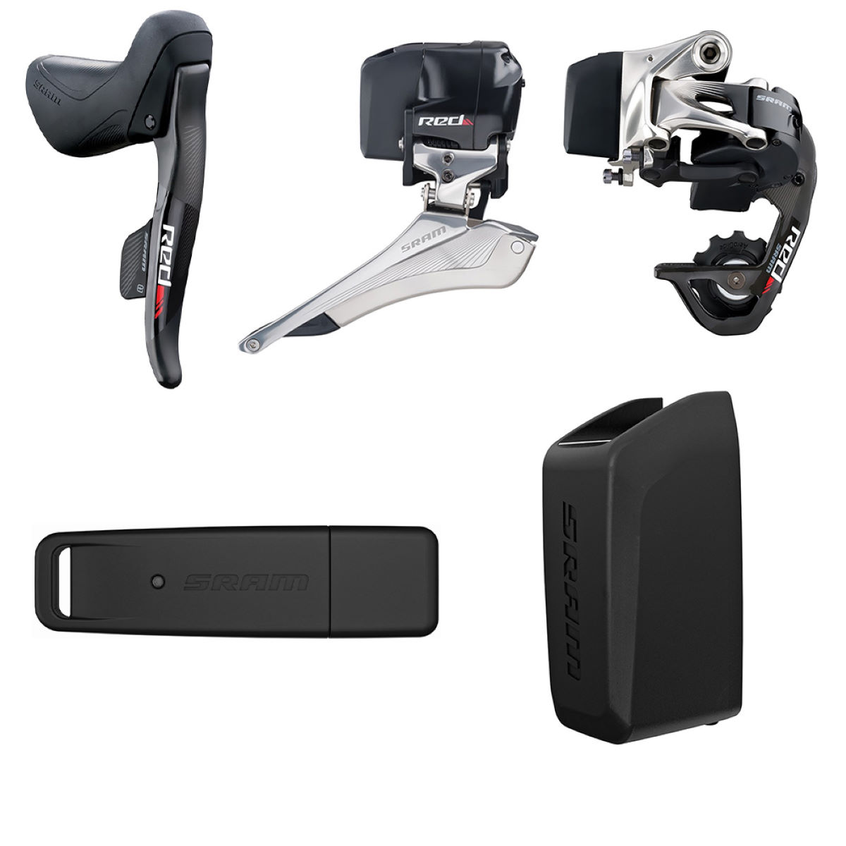 SRAM Red eTap Groupset