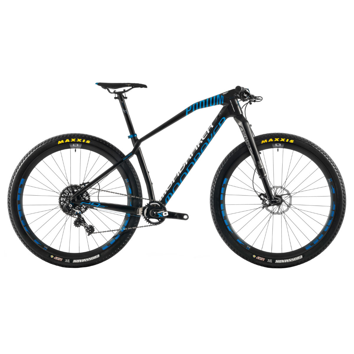 Mondraker Podium Carbon Pro SL (2015) - Medium Black
