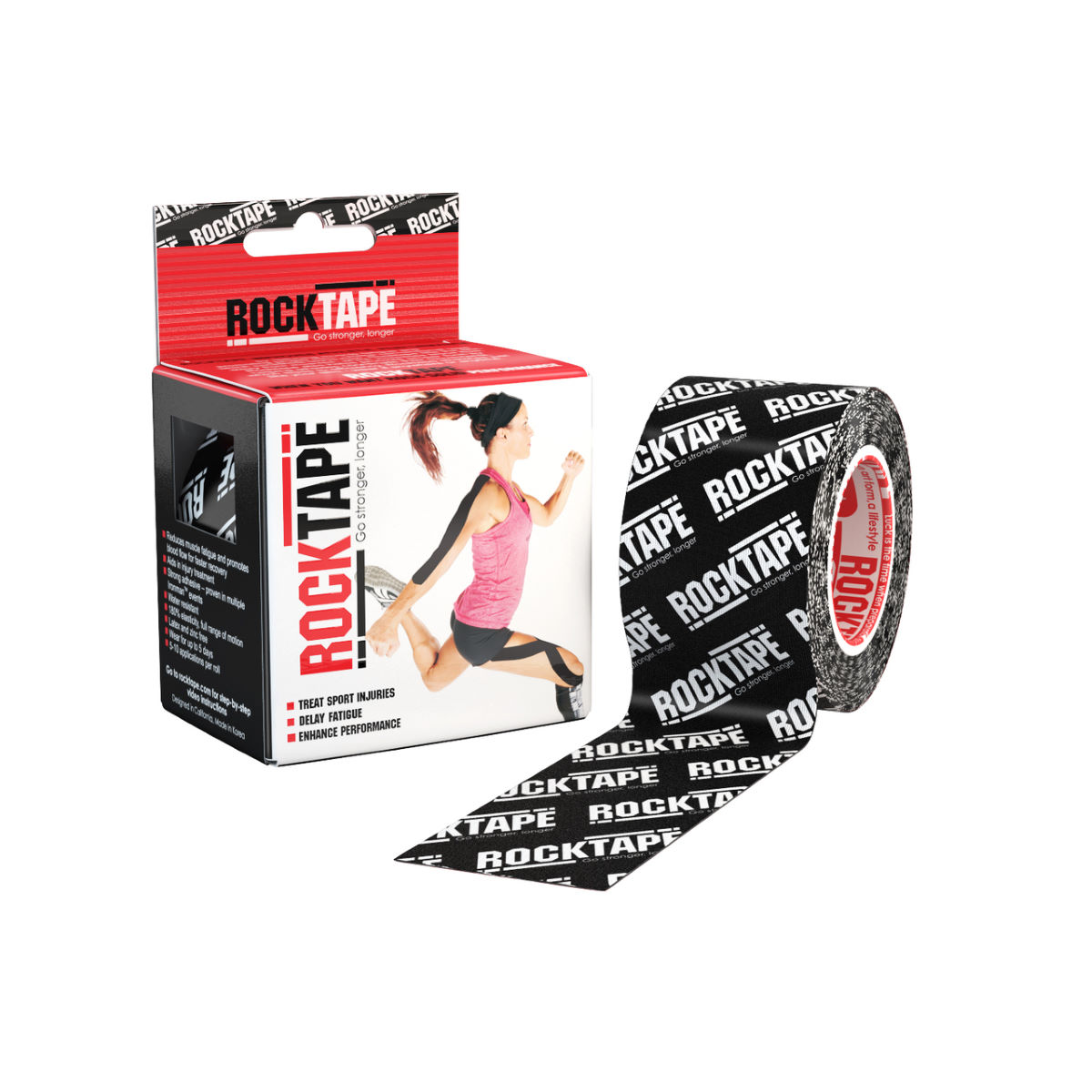 "Rocktape 2"" Wide Tape - 5m Roll"