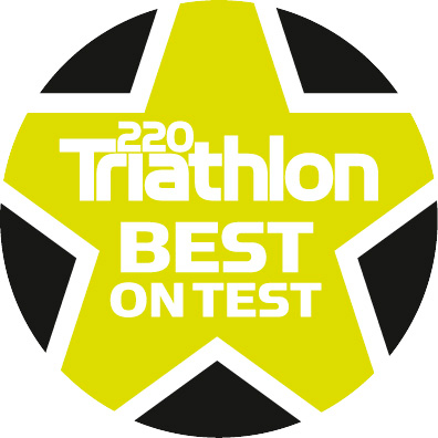 220 Triathlon Best on Test Award