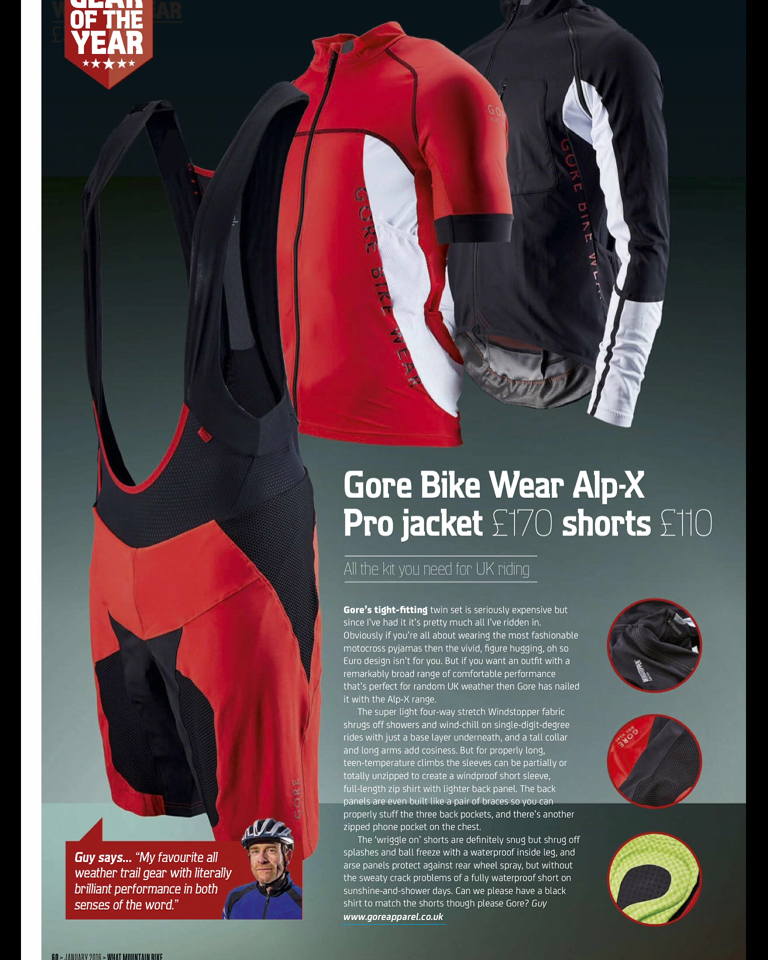 ... Gore Alp-X Pro kit is amongst the best gear to buy for 2016 6e65ea8de
