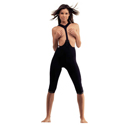 Ladies T FI. RX Bib Knicker with Pad