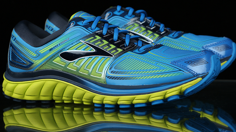 Brooks Running Shoes Toe Spread