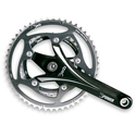 Full Carbon D-Power ISIS Chainset