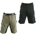Hummvee Baggy Shorts with Liner