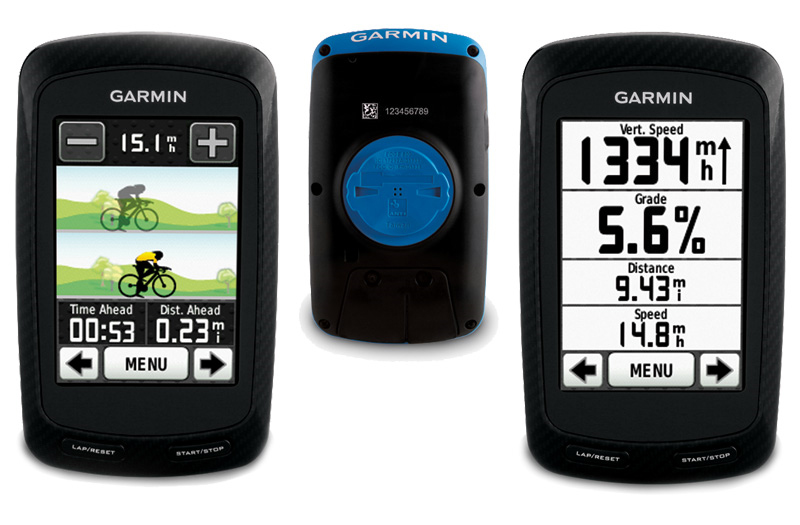 Garmin Edge 800 GPS Performance Bundle