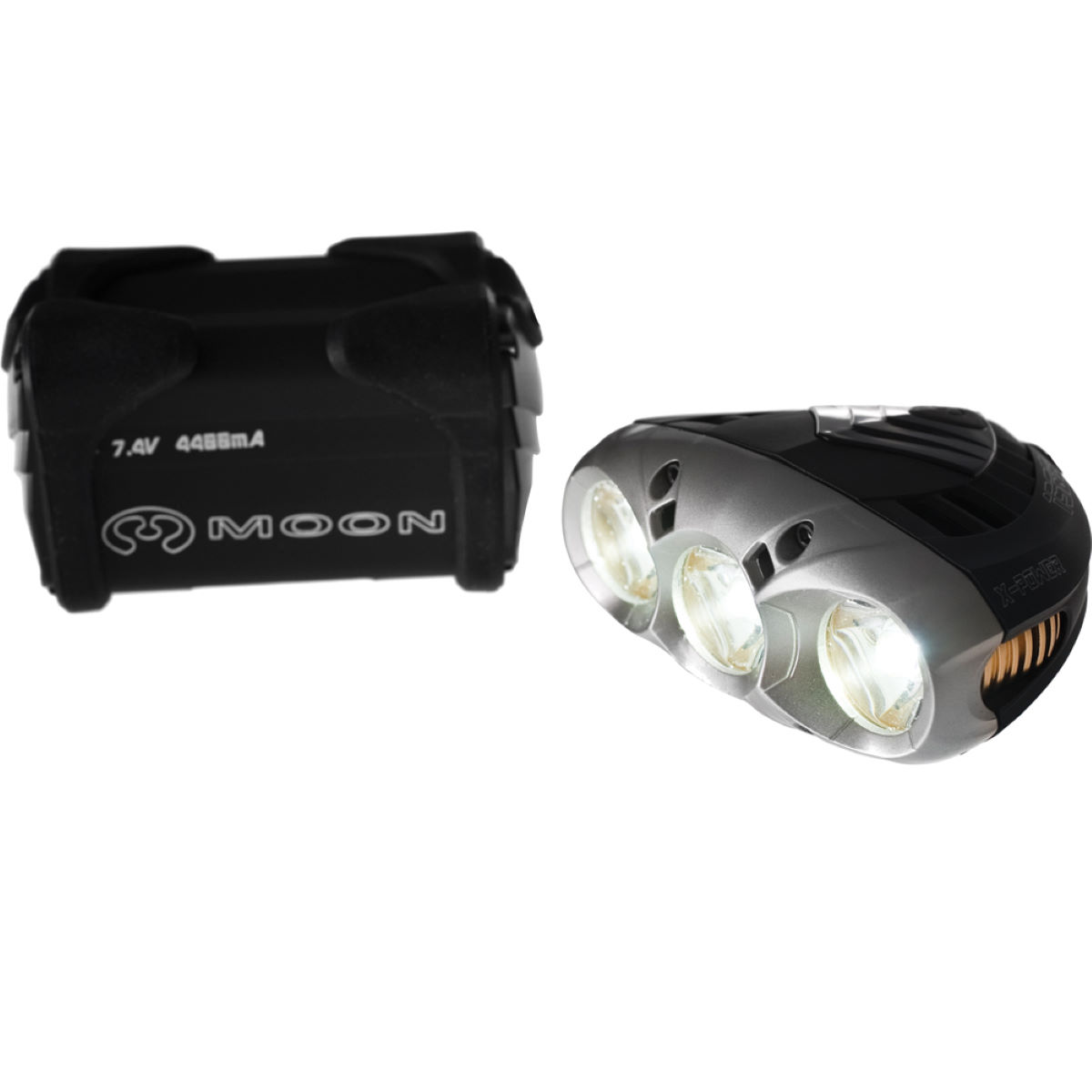 Moon X-Power 1500 Rechargeable Front Light