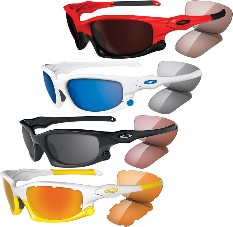 Unlike professional sports sunglasses, the Oakley split jacket ... 0094ad9a7ede