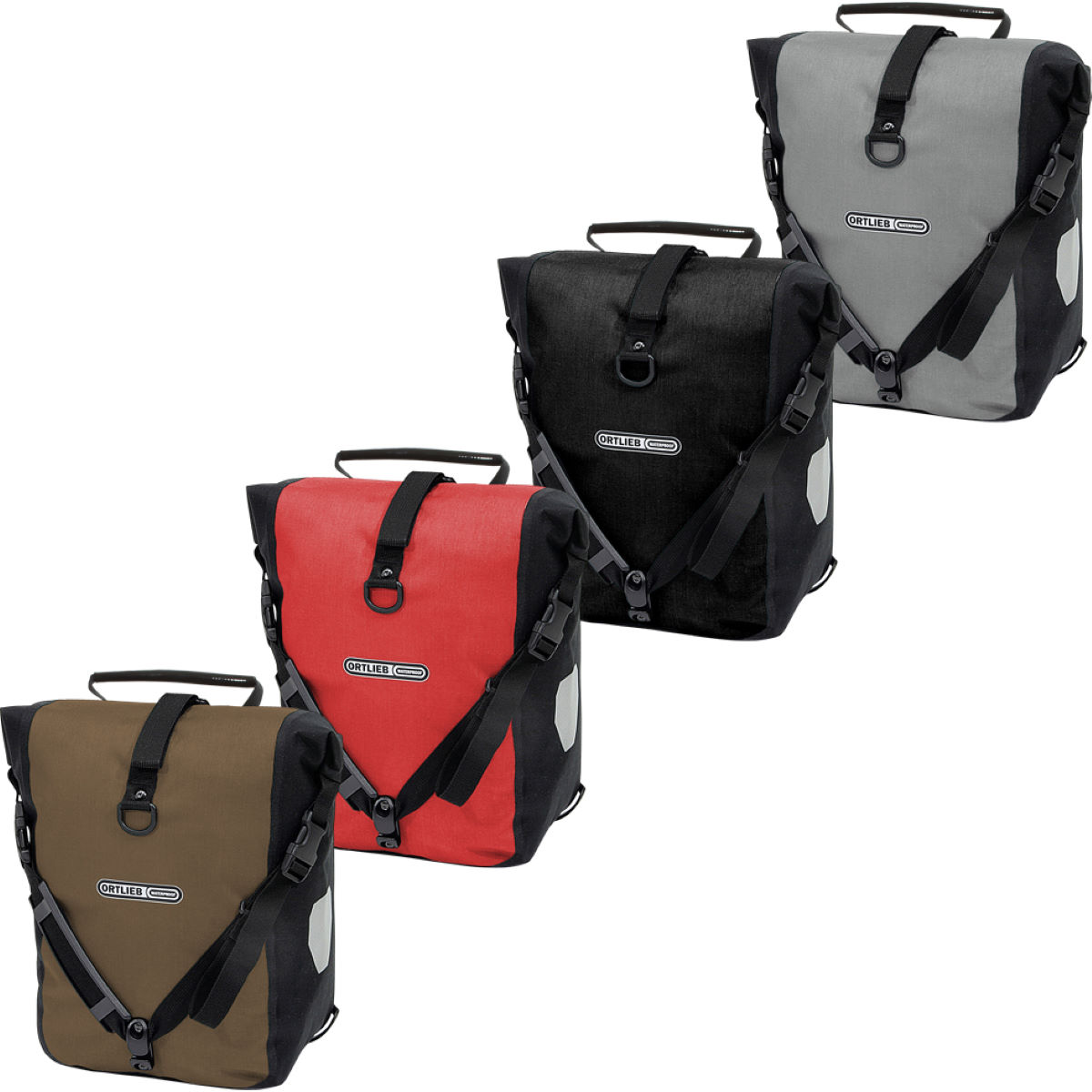 Ortlieb Front Roller Plus Panniers 2014