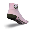 Ladies Hippie Wool Cycling Socks